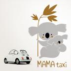 MAMA taxi - koala