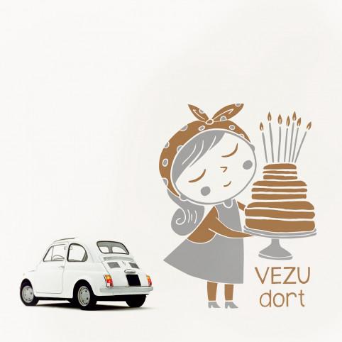 Vezu dort