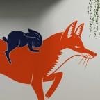 Liška a zajíček