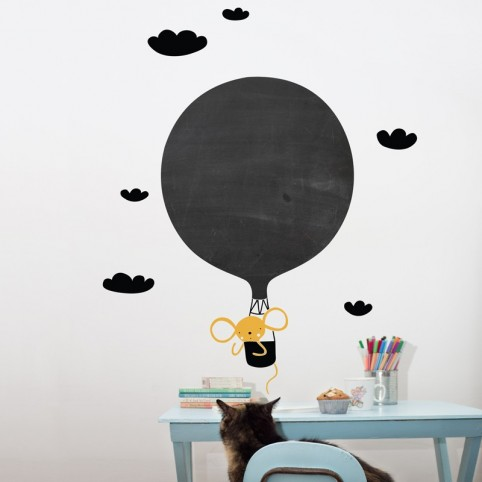 tabule - Myška v balónu