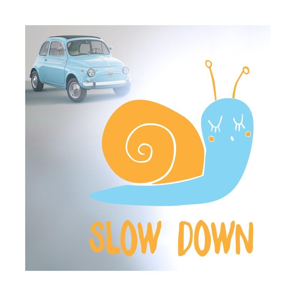 "Šnek ""Slow down"""
