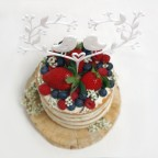 PTÁČČI zápich na dort