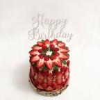 HAPPY BIRTHDAY zápich na dort