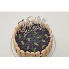 VŠETKO NAJLEPŠIE zápich na dort