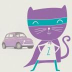 Kočka - Začátečnice